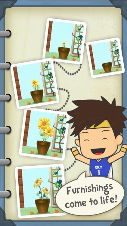 Pocket Family - My Dream House screenshot-4