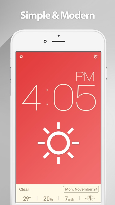 Screenshot for Red Clock in Chile App Store