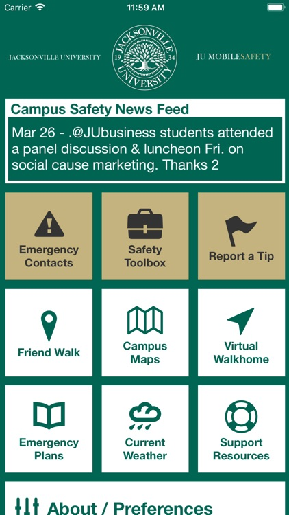 Ju Mobile Safety By Jacksonville University