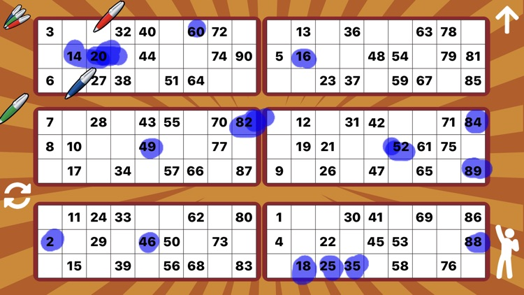 Bingo Cards screenshot-2