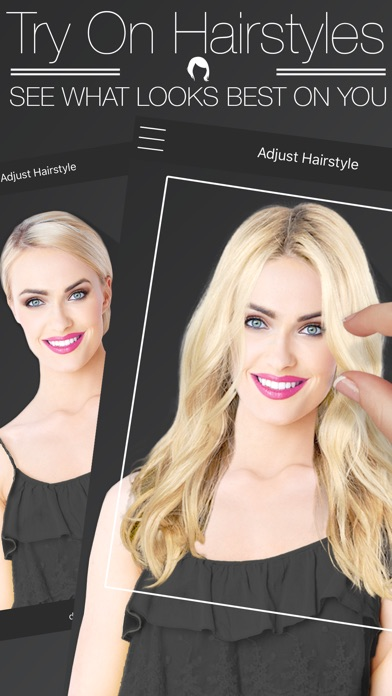 Top 10 Apps Like Hairstyle Makeover For Iphone Ipad