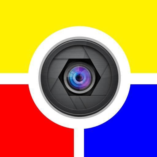 Cool Pic Camera - Emoji Photo Editor Frames User application logo