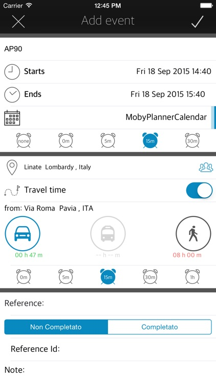 MobyPlanner1 screenshot-1