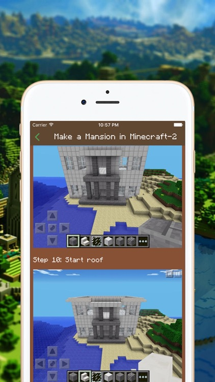 Free MC House Guide for Minecraft PE