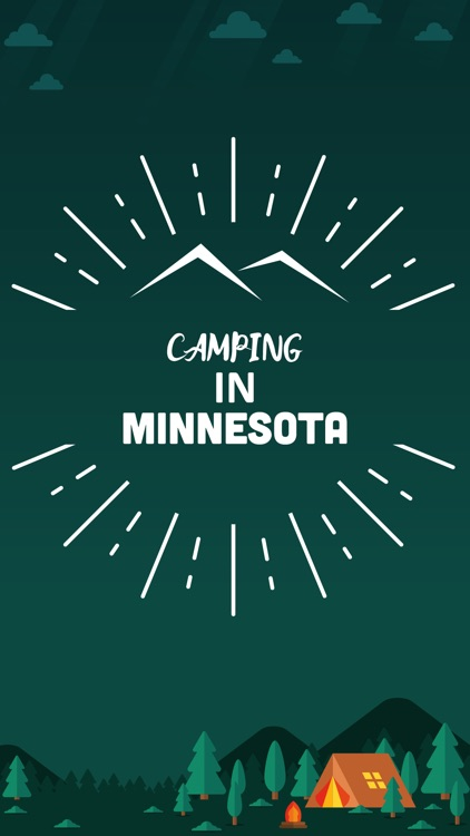 Camping in Minnesota