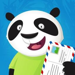 Postcard Panda