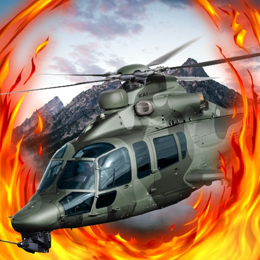 Active Force Of Helicopters - Impressive Race Air Combat