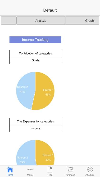 Income Tracker screenshot-3