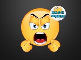 Angry Emoji Stickers