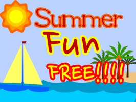 Summer Fun Stickers (Free)
