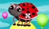 Ladybug - game for kids