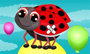 Ladybug - game for kids