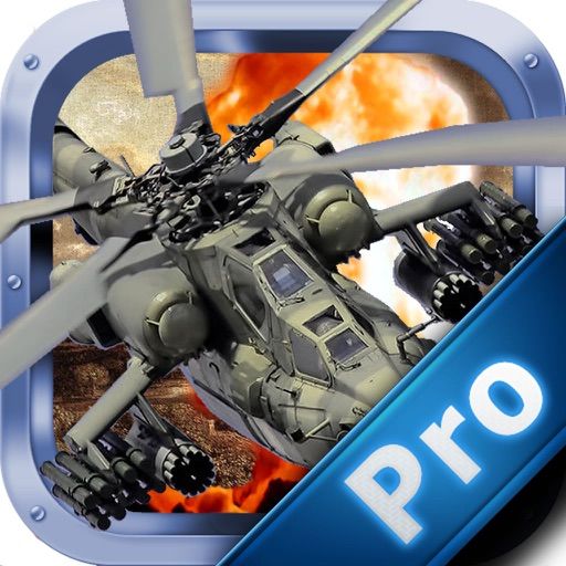 An Explosive Helicopter Pro - Combat High Strike