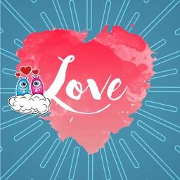 Love Forever - Fc Sticker