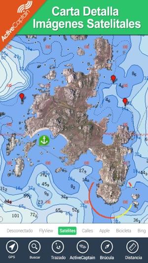 Mediterranean south east gps map navigator en app store capturas de pantalla del iphone gumiabroncs Images