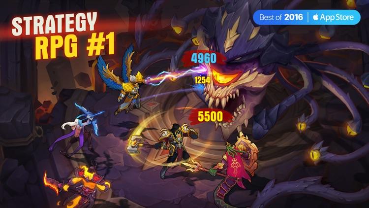 Juggernaut Wars – Action MOBA screenshot-0