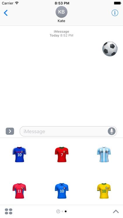 Football Sticker - Soccer