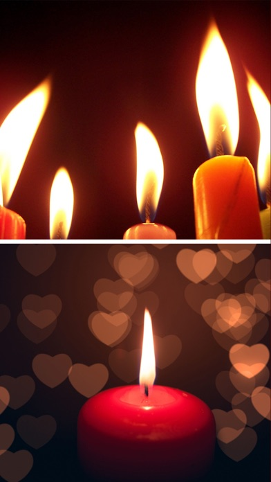 download Candle Flame Wallpapers - Burning Candles Pictures apps 1