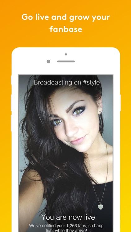 YouNow: Live Stream Video Chat screenshot-4