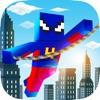 超级英雄摇摆冠军-我的世界版飞行绳游戏