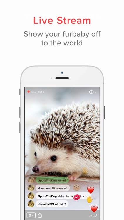 Waggle - Live Streaming Pets & Animals