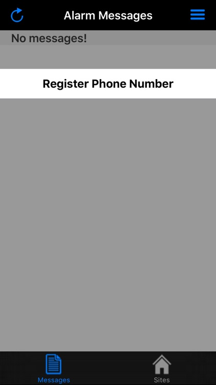 MyAlarm SMS Reports