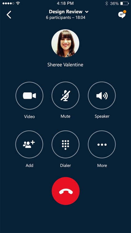 Skype for Business screenshot-3
