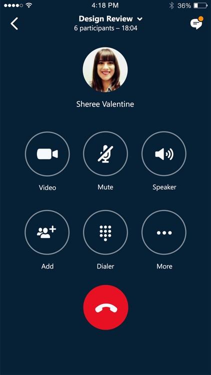 Skype for Business (formerly Lync 2013) screenshot-3