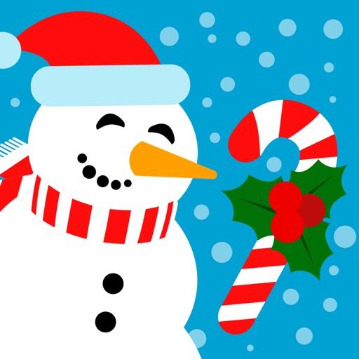 Moji Christmas Animated Stickers