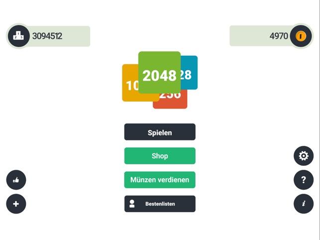 Match3 2048 Dans Lapp Store