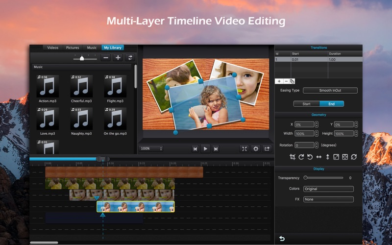 Cute CUT Free - Full Featured Video Editor app image