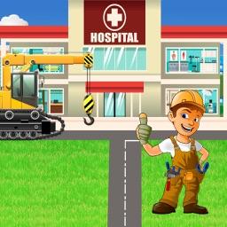 Build A Hospital Construction