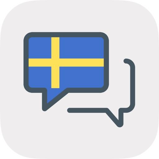Learn to speak Swedish with vocabulary & grammar iOS App