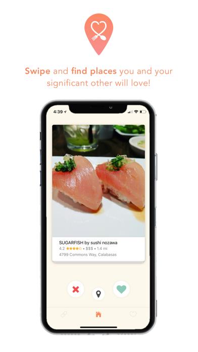 Where Should We Eat? screenshot one