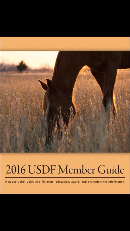 USDF: Your Dressage Connection