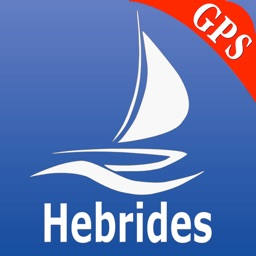 Hebrides GPS Nautical Charts