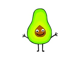 Happy Avocado