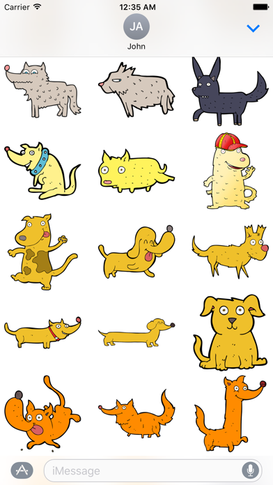 Dogs! The DoodleBomb Collection screenshot three