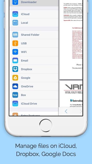 File Storage : View Organize & Store Photos, PDF and Files Screenshot