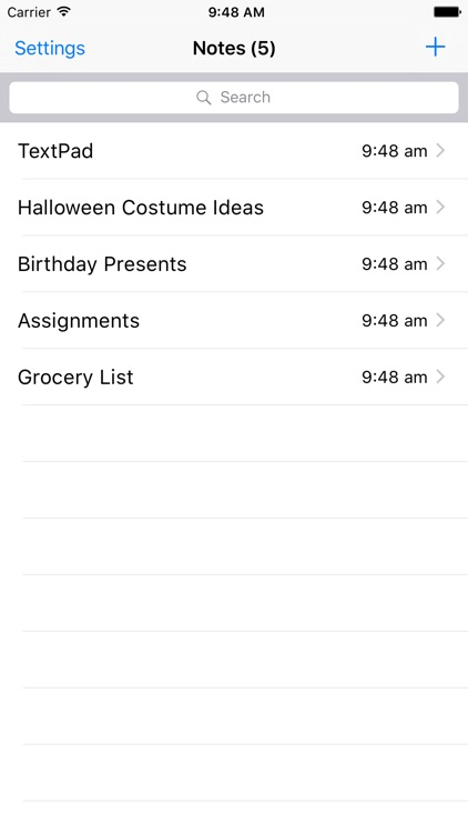 TextPad screenshot-4