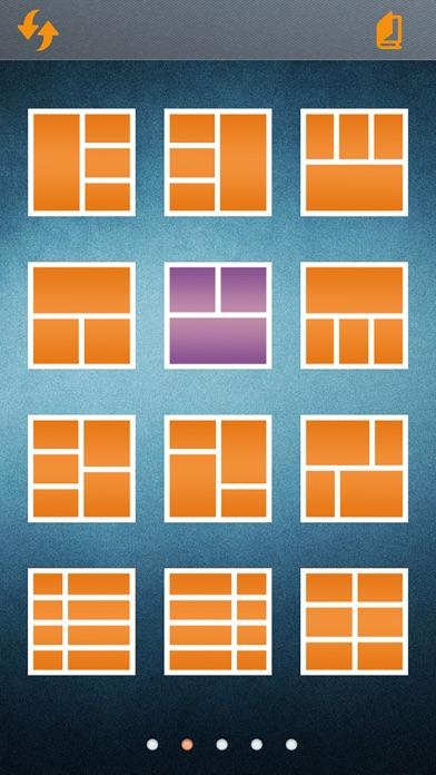 画像加工コラージュ編集アプリ!Collage Maker紹介画像2