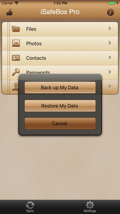 iSafeBox - Data Guard screenshot-7