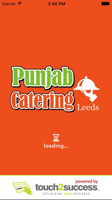 Punjab Catering screenshot one