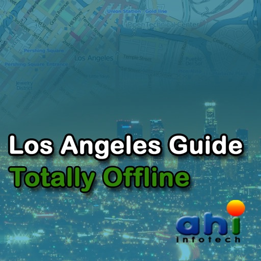 Los Angeles Guide - Totally Offline