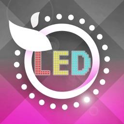 LED Barrage- flash as you like