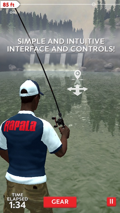 Rapala Fishing - Daily Catch screenshot-4