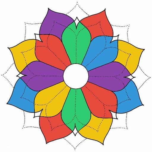 Super Color Coloring Book