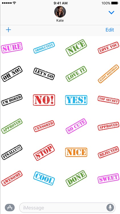 Stamp It – Sticker Creator screenshot-2
