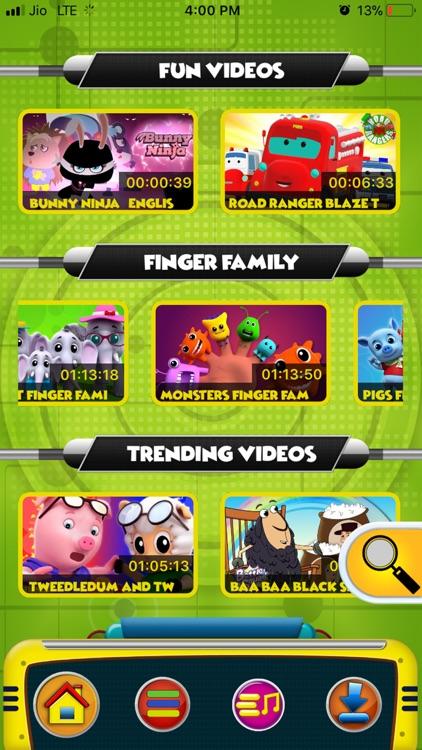 Nursery Rhymes Songs by KidsTV screenshot-9