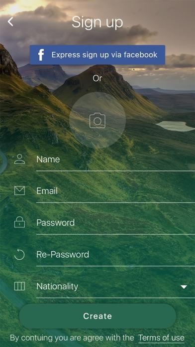 NeverLost - Backpackers Travel Smarter screenshot one